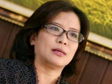 Kuasa Hukum Chuck Suryosumpeno, Sandra Nangoy