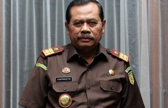 Jaksa Agung M Prasetyo