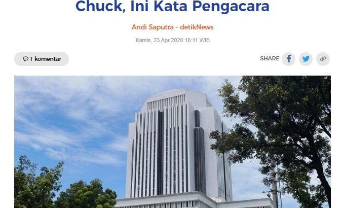 Ini Kata Pengacara soal MA Perbaiki Hukuman Jaksa Senior Chuck